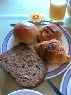 バイキングのパンたち再び